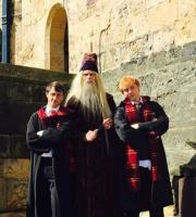 We provided a series of Harry Potter-inspired shows at Alnwick Castle from spring till late summer!