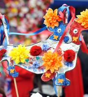 Our fantastic team can create new arts and crafts activities to suit the theme of your carnival.