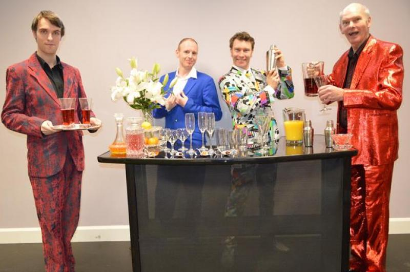 Our mocktail bar is a fabulous addition to any event that needs some flavour!