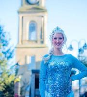 The Ice Princess went to Scotland! We provided shows inspired by the Ice Princess for the Christmas light switch on events for the Falkirk Delivers towns Bo'ness, Grangemouth, Denny and Stenhousemuir. The characters were a huge success.