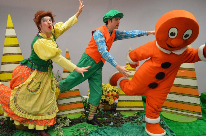 Or, Pop-Up Pantos for short but hilarious performances!