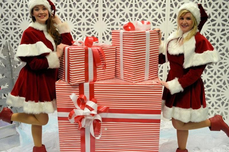 Santa's Little Helpers - perfect for a Christmas Grotto!