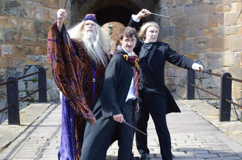 Battle of the Wizards: our Harry Potter-inspired show is among our most popular - simply because it's magical! Featuring Harry, Dumbledore and Lucius Malfoy lookalike performers, with real illusions and lots of fun!