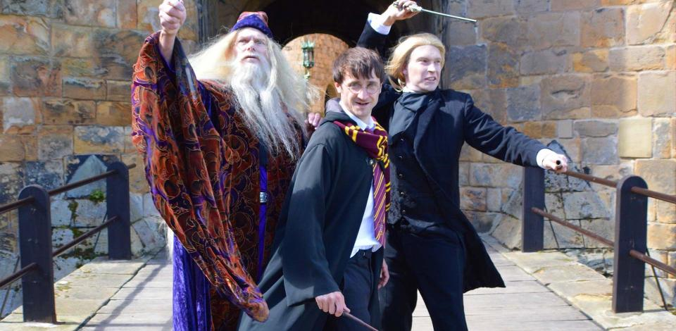 We specialise in high quality Harry Potter lookalike characters, many of which have appeared at official events across the UK!