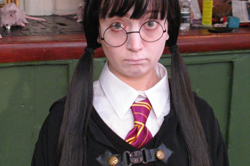 Our creations pay tribute (and occasionally parody!) characters including Moaning Myrtle ...
