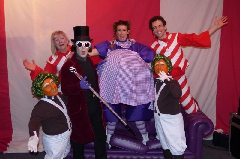 Charlie and the Chocolate Factory Tribute Show: based on the classic Roald Dahl tale of a magical chocolate factory and its eccentric owner, Mr Wonka!