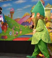 We've worked for many years in partnership with MetroCentre Gateshead - providing their MetroGnome characters, as well as writing and creating all their spectacular shows!