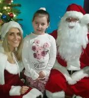 We were delighted by the amazing response we had for our Signing Santa who went to MetroCentre - one mum posted a video on Facebook which even ended up being featured in national newspapers! Thumbs up for Signing Santa!